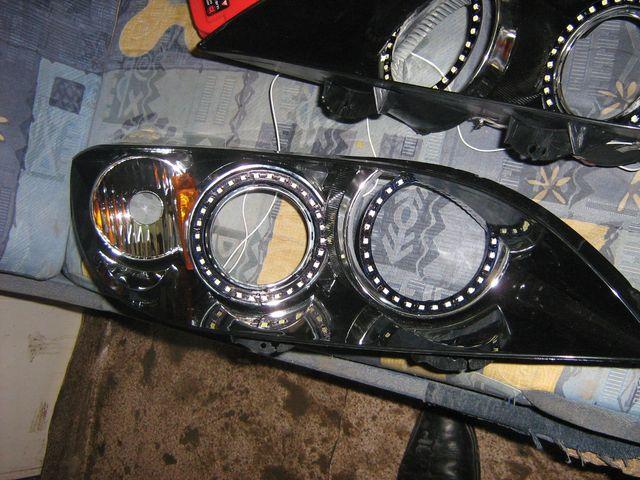 Ангельские глазки Приора Мазда 3 Мазда 6 Honda Accord